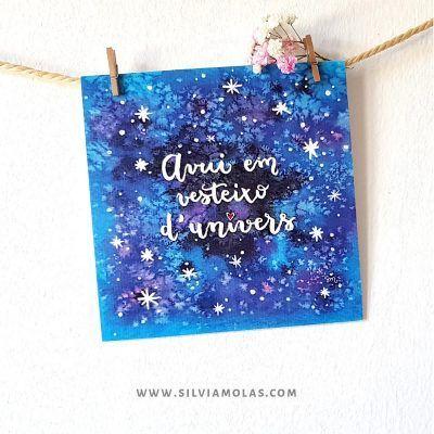 14x14 Avui em vesteixo d'univers 02 - Silvia Molas