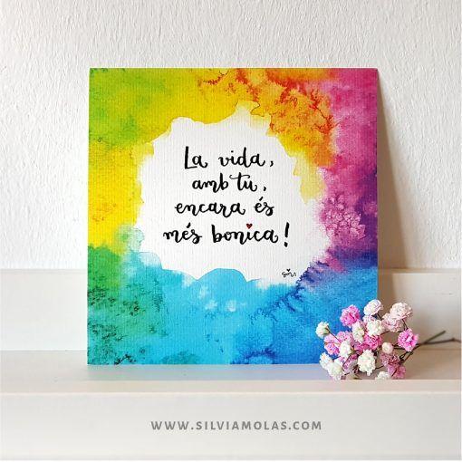 14x14 La vida amb tu - Silvia Molas